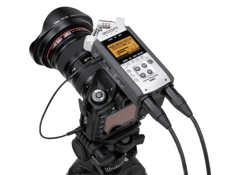 Zoom H4N Gravador Digital De Audio Voz, +2Gb