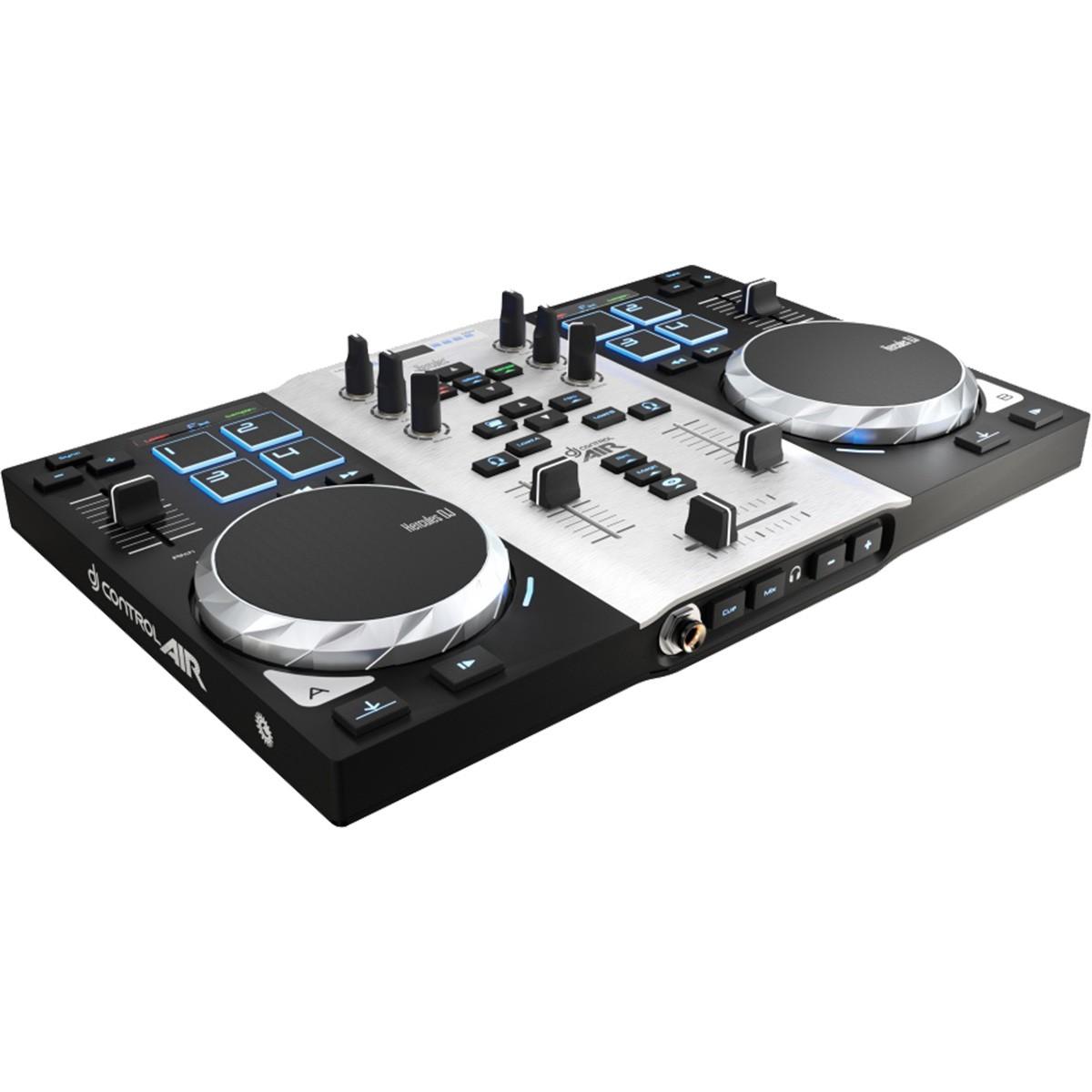 Hercules DJ Control Air Serie S Controladora Dj