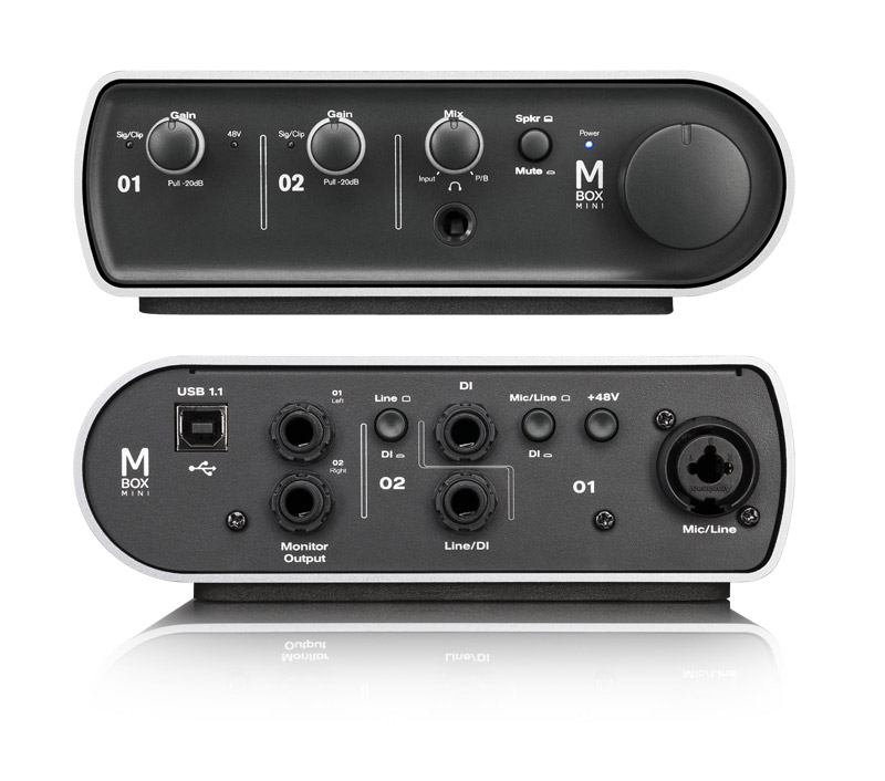 Avid Mbox Mini Interface de Áudio, Pro Tools Express