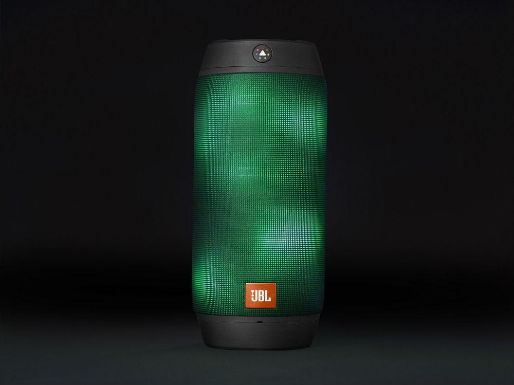 Jbl Pulse 2, Caixa de Som BlueTooth, Luzes Customizáveis, Preto