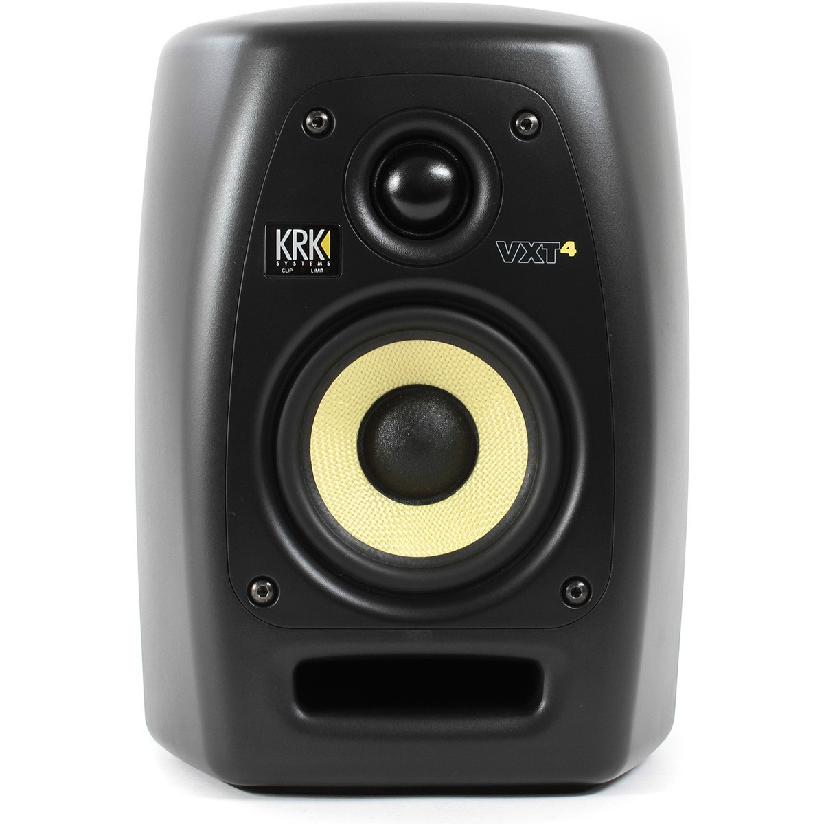 Krk VXT4 Monitor de Áudio Ativo 45W, 4'' 2-Vias, Preto, Bivolt, Unidade