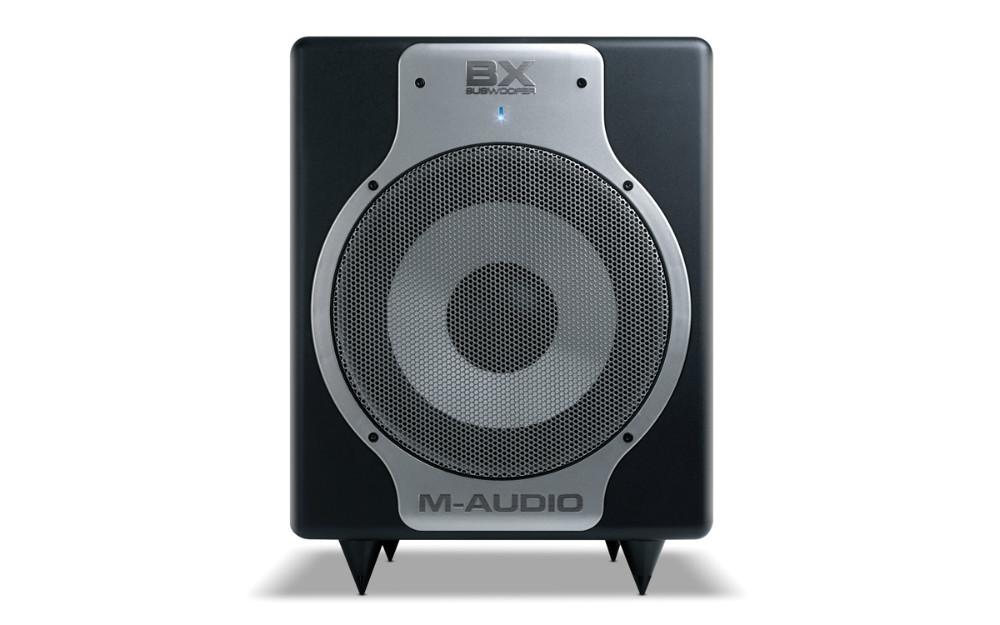 M-Audio BX Subwoofer Monitor de Referencia 10 Polegadas