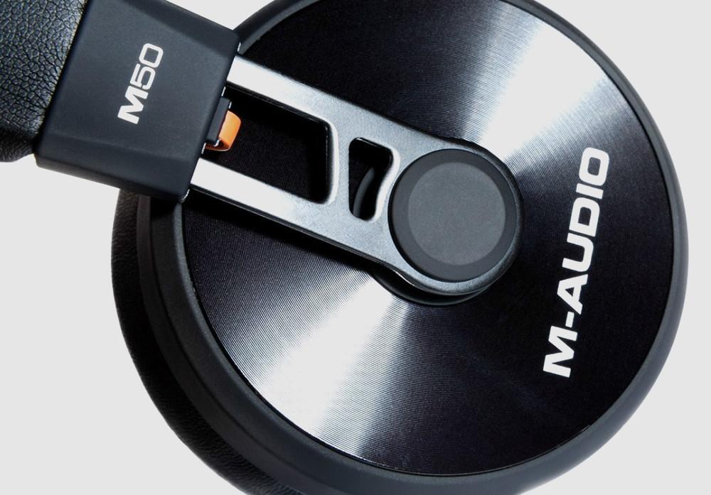 M-Audio M50, Fone de Ouvido Profissional para Estúdio