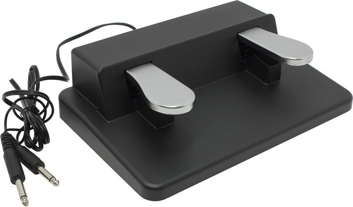 .M-Audio SP Dual, Pedal Duplo para Teclas