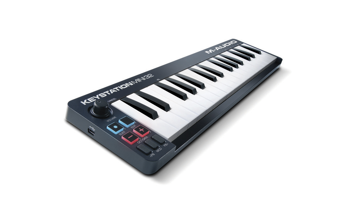 .M-Audio Keystation Mini 32 II Teclado Controlador