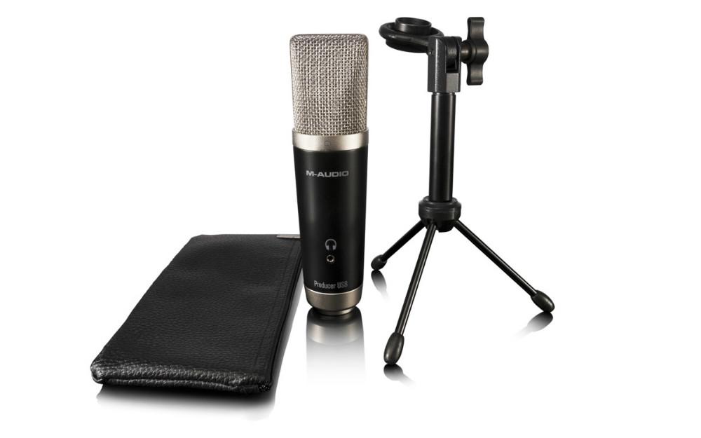 .M-Audio Vocal Studio, Microfone Usb
