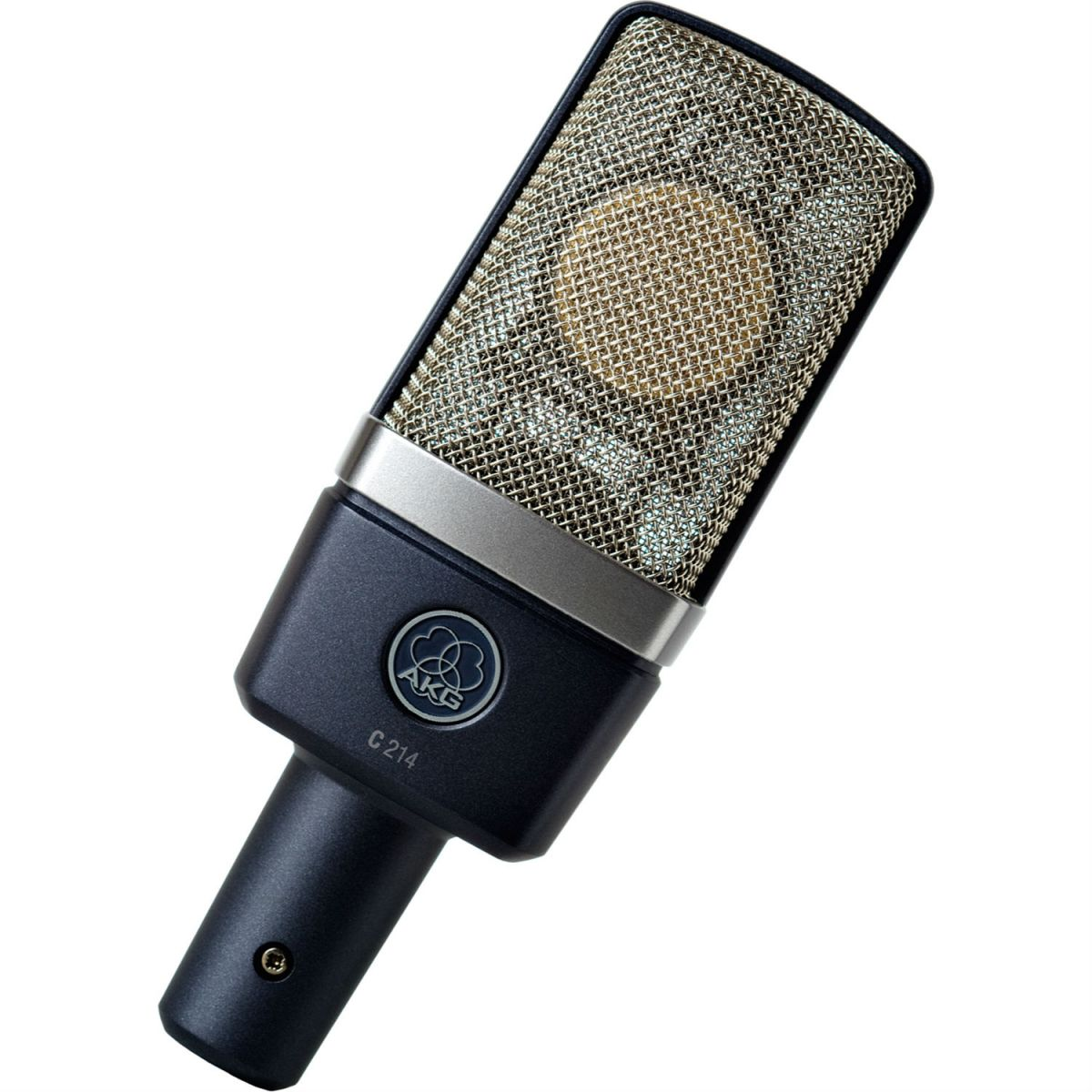 Akg C214 Microfone Condensador, Maleta+Suporte