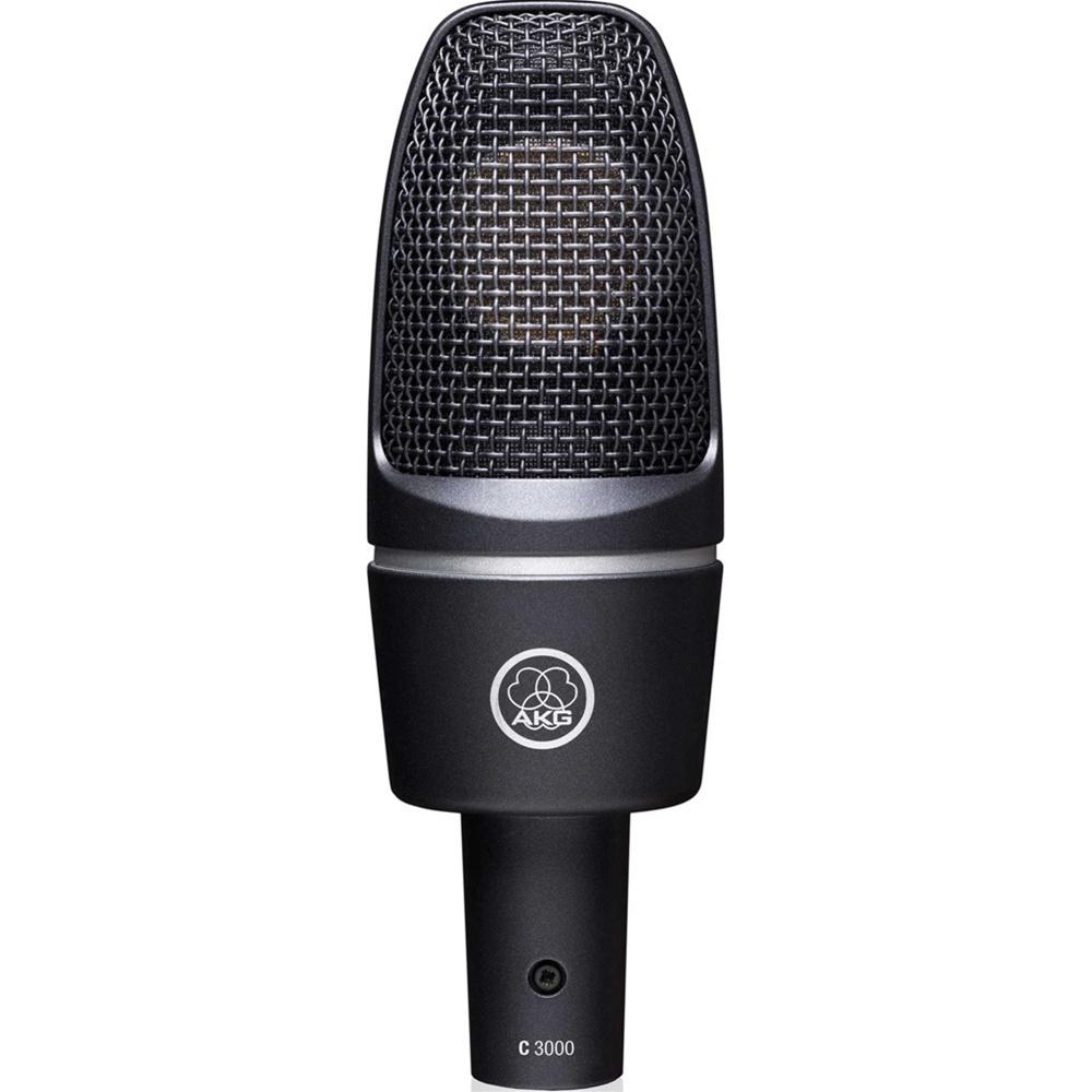 Akg C3000 Microfone Condensador