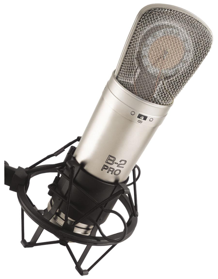 Behringer B-2 Microfone Condensador, Maleta e Suporte