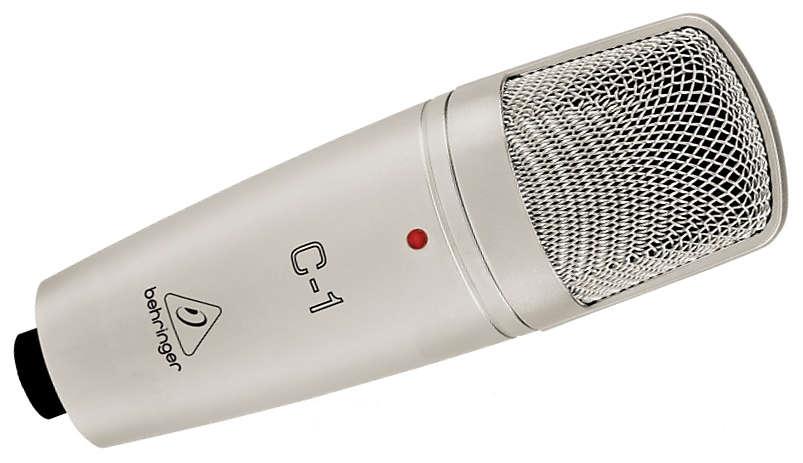 Behringer C-1 Microfone Condensador Ideal para Gravações