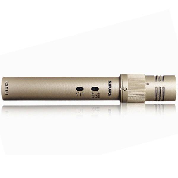 Shure KSM141/SL Microfone Condensador Para Instrumentos