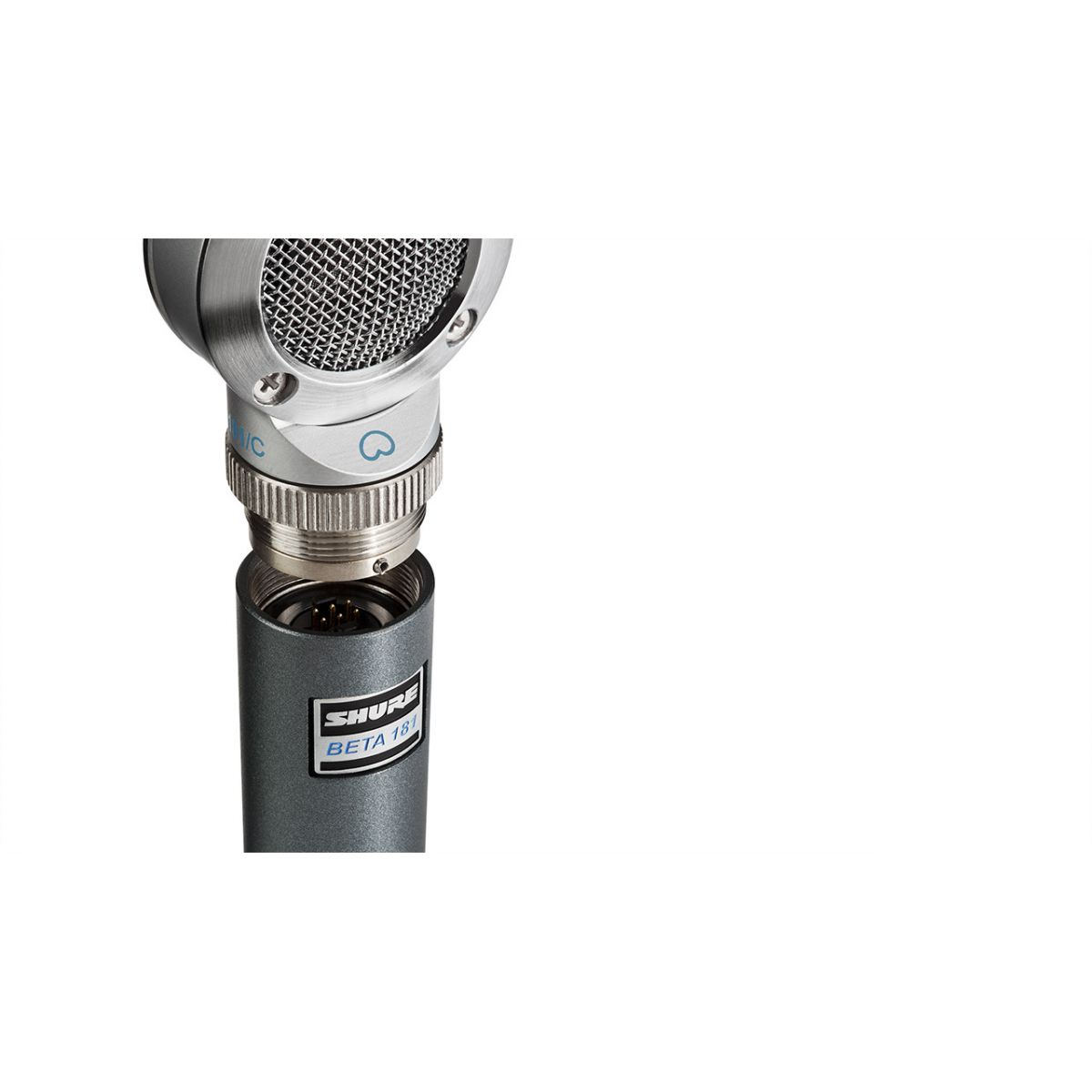 Shure Beta 181 C Microfone Diafragama Ultra Pequeno