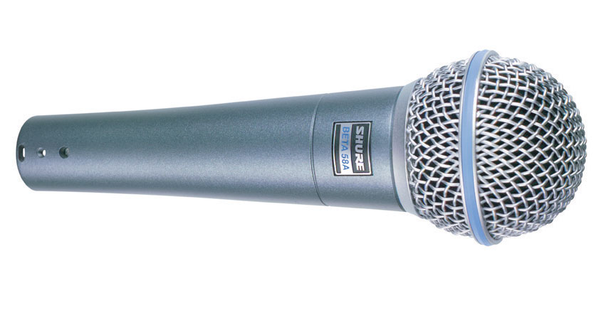 Shure Beta 58A Microfone Vocal