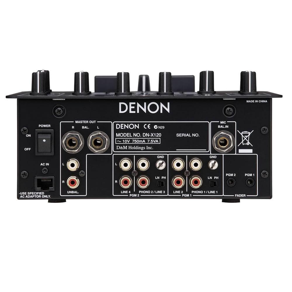 Denon DN-X120 Mixer Dj, 220v