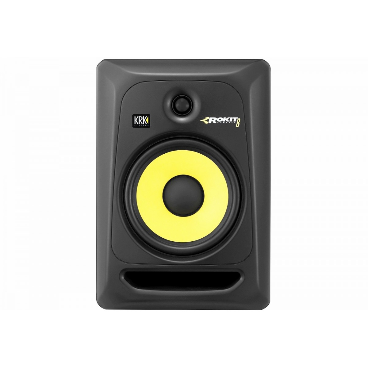 KRK Rokit 8 G3 RP8 Monitor de Áudio, Preto, 110v, Par
