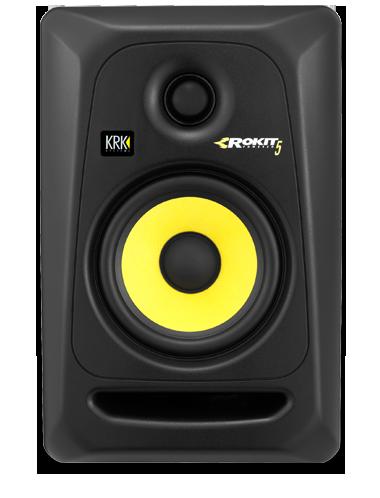 KRK Rokit 5 G3 RP5 Monitor de Audio Referencia para Estudio, Preto, 110v, Unidade