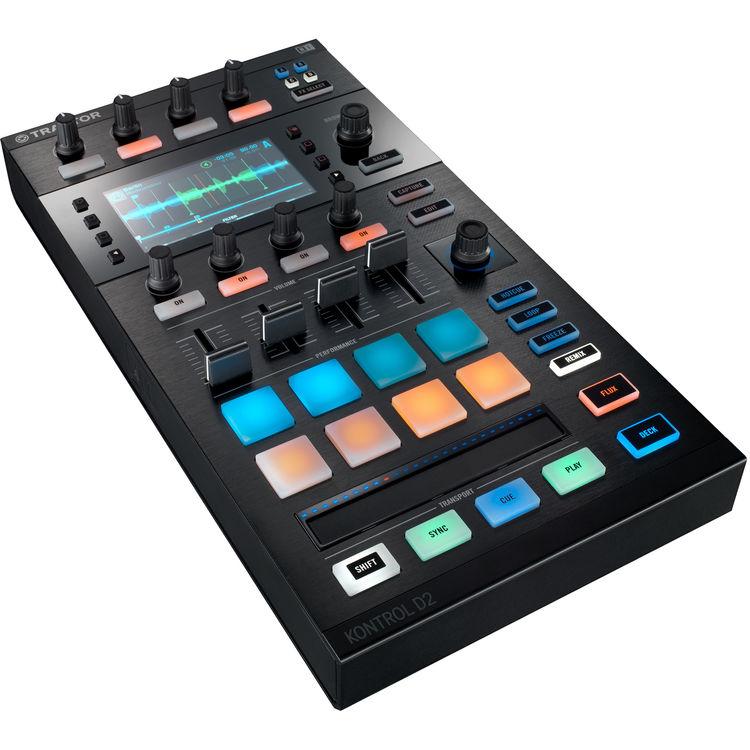 Native Traktor Kontrol D2 Controladora DJ Profissional