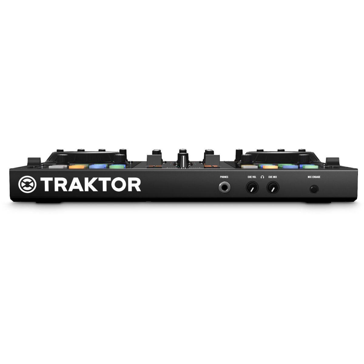 Native Instruments Traktor Kontrol S2 MKII Controladora Dj, Usb