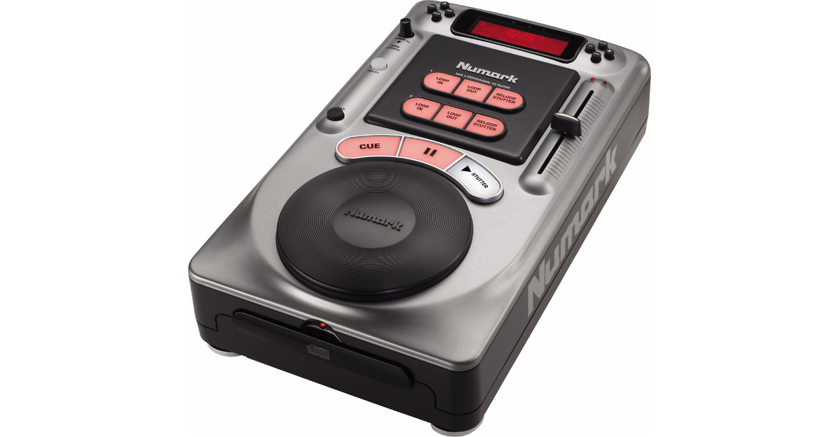 Numark Axis 4, Player Duplo Dj, Bivolt