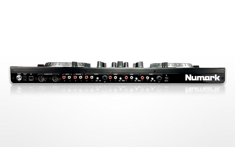 Numark NS-6 Controladora Dj, Usb