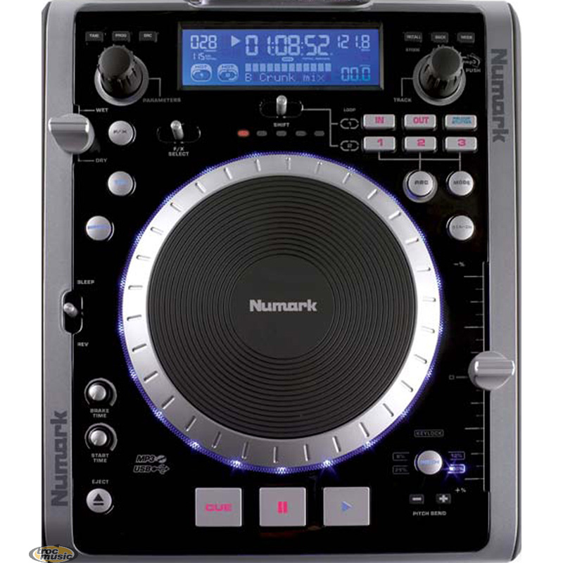 Numark ICDX Player DJ, CD, MP3, DVD, Ipod
