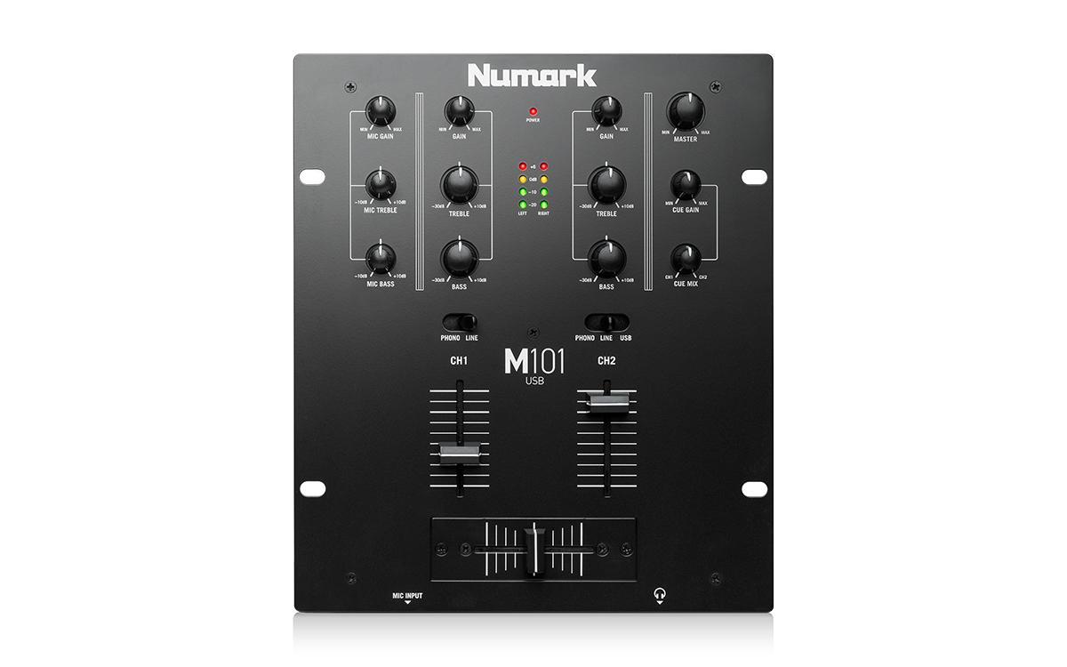 Numark M101USB Mixer