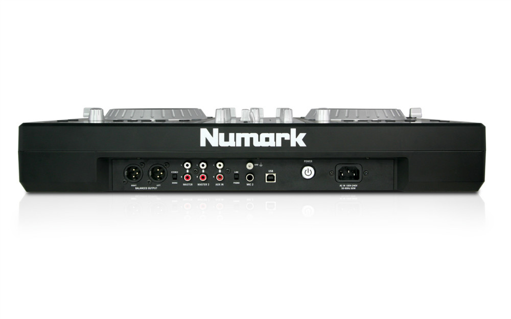 Numark Mixdeck Express, Controladora DJ