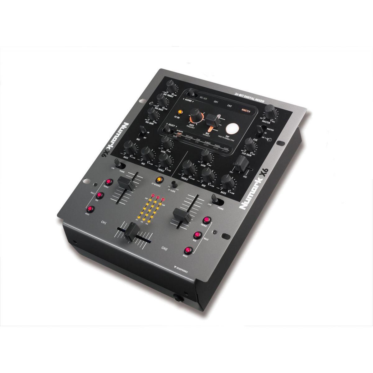 Numark X6 Mixer Dj, Bivolt