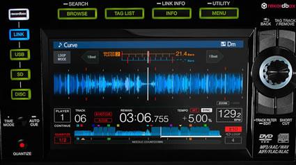 Pioneer CDJ-2000 Nexus2, Player Profissional Para Dj, Bivolt