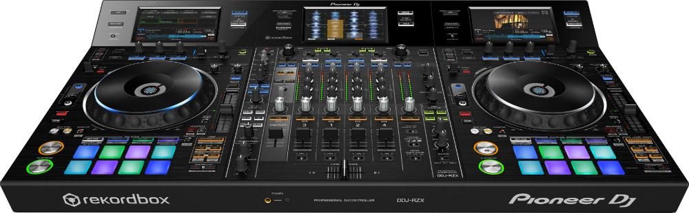 Pioneer DDJ-RZX Controladora Dj para RekordBox Dj,  Video e DVS