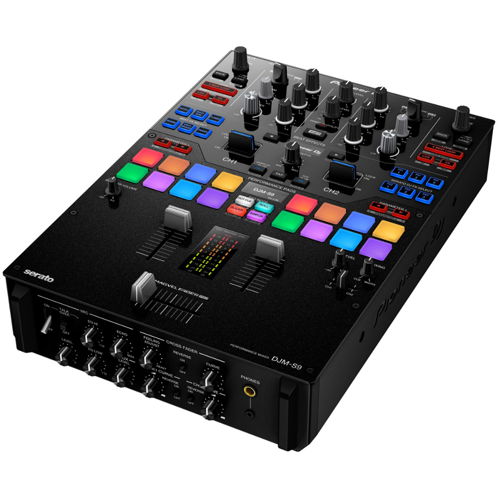 Pioneer DJM-S9 Mixer Dois Canais