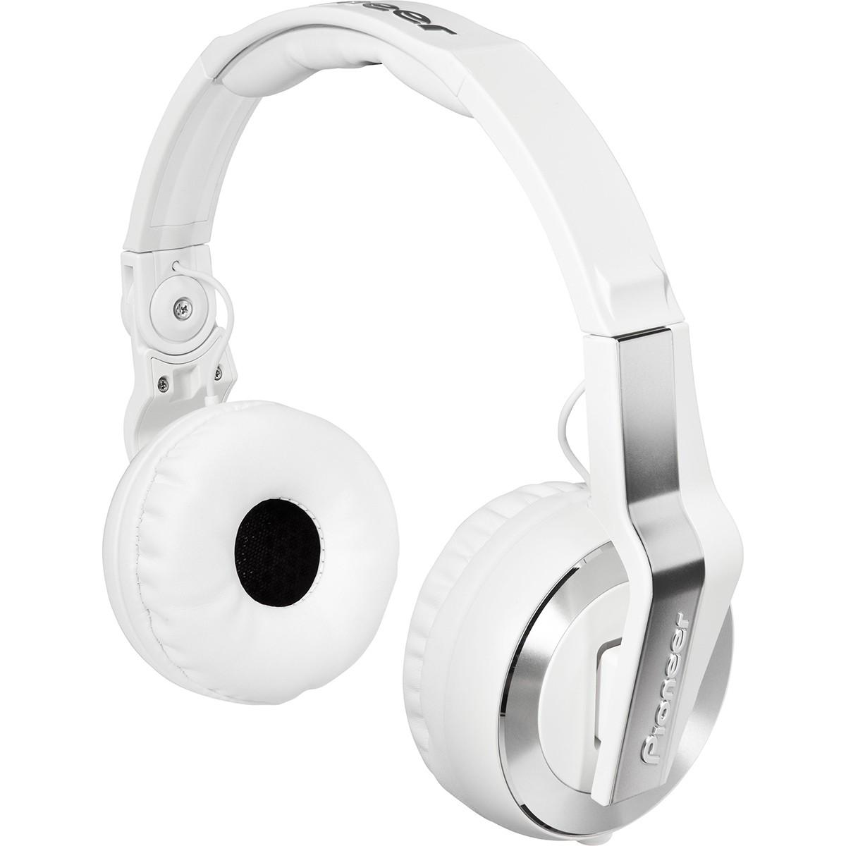 Pioneer HDJ-500 Fone para Dj, Branco