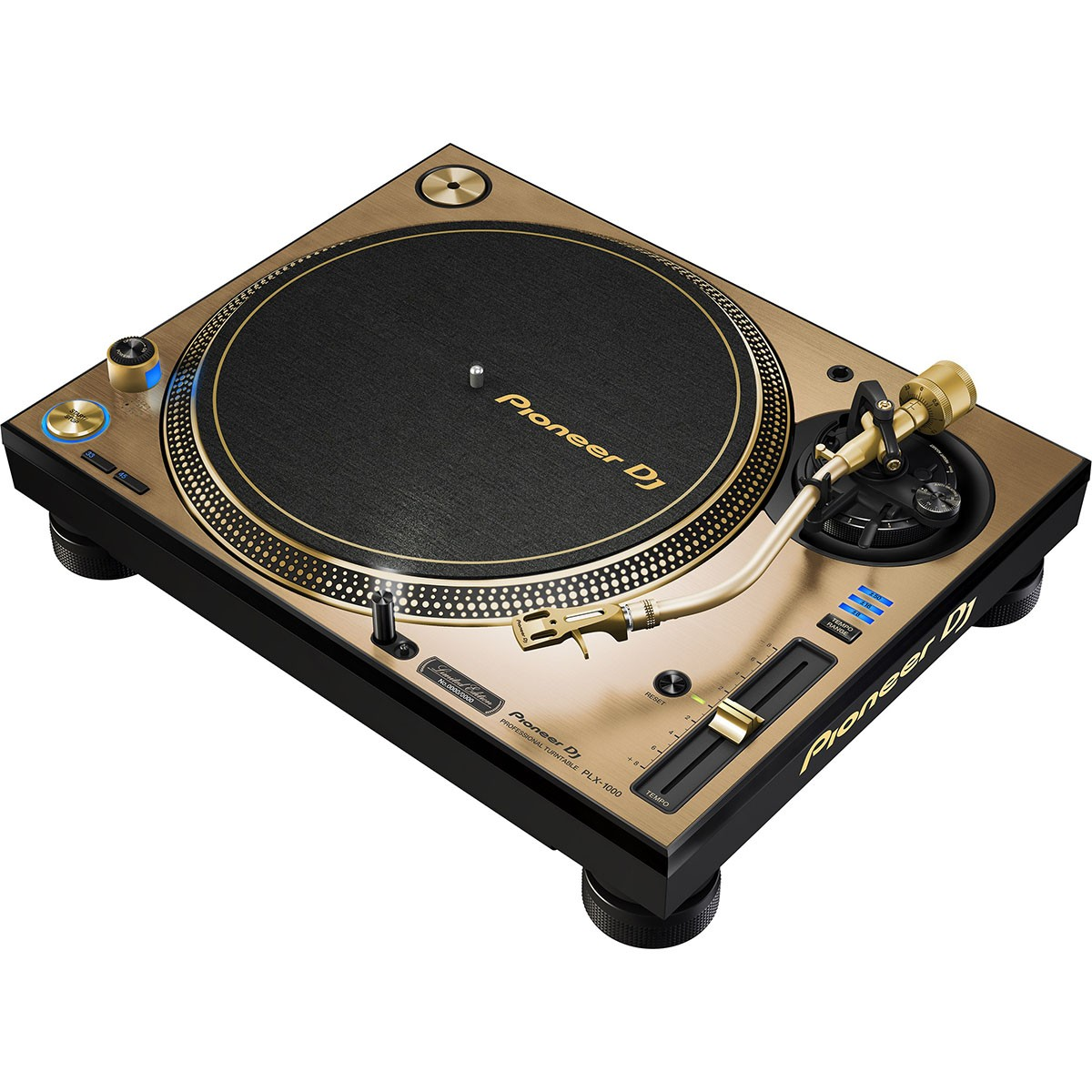 Pioneer PLX-1000N Toca Disco, Dourado, 110v