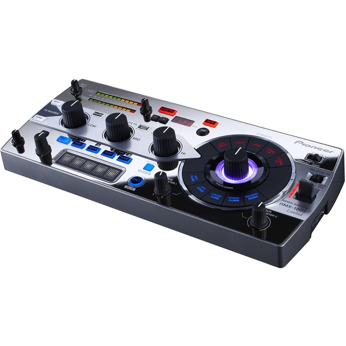 Pioneer RMX-1000 Remix Station, Platinum, Bivolt