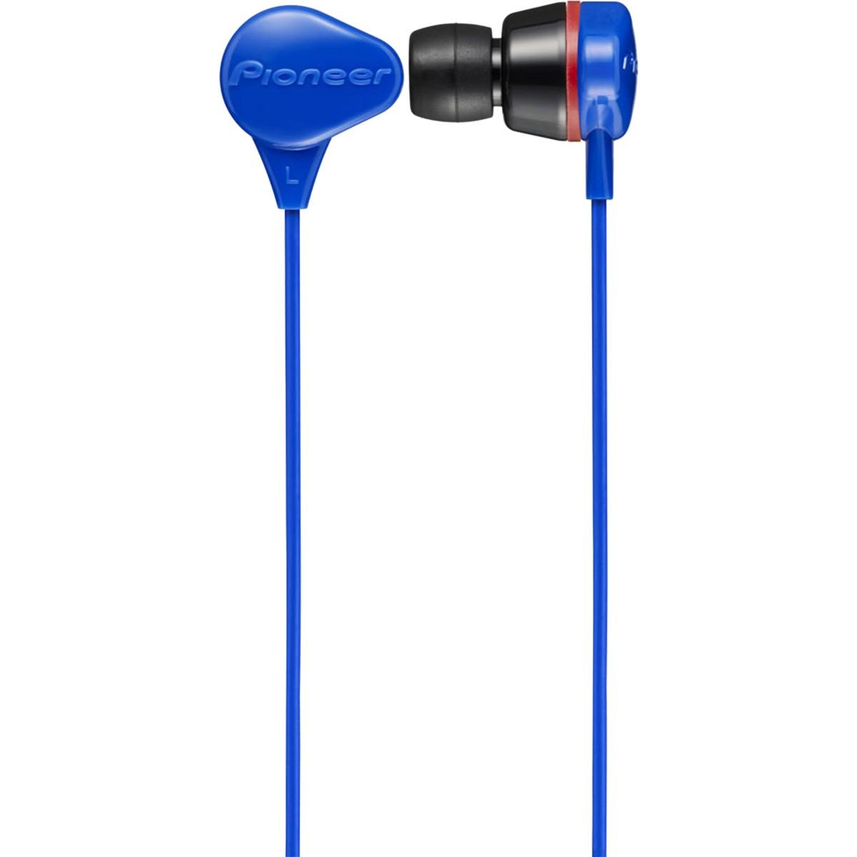 Pioneer SE-CL331 Fone de Ouvido, Azul