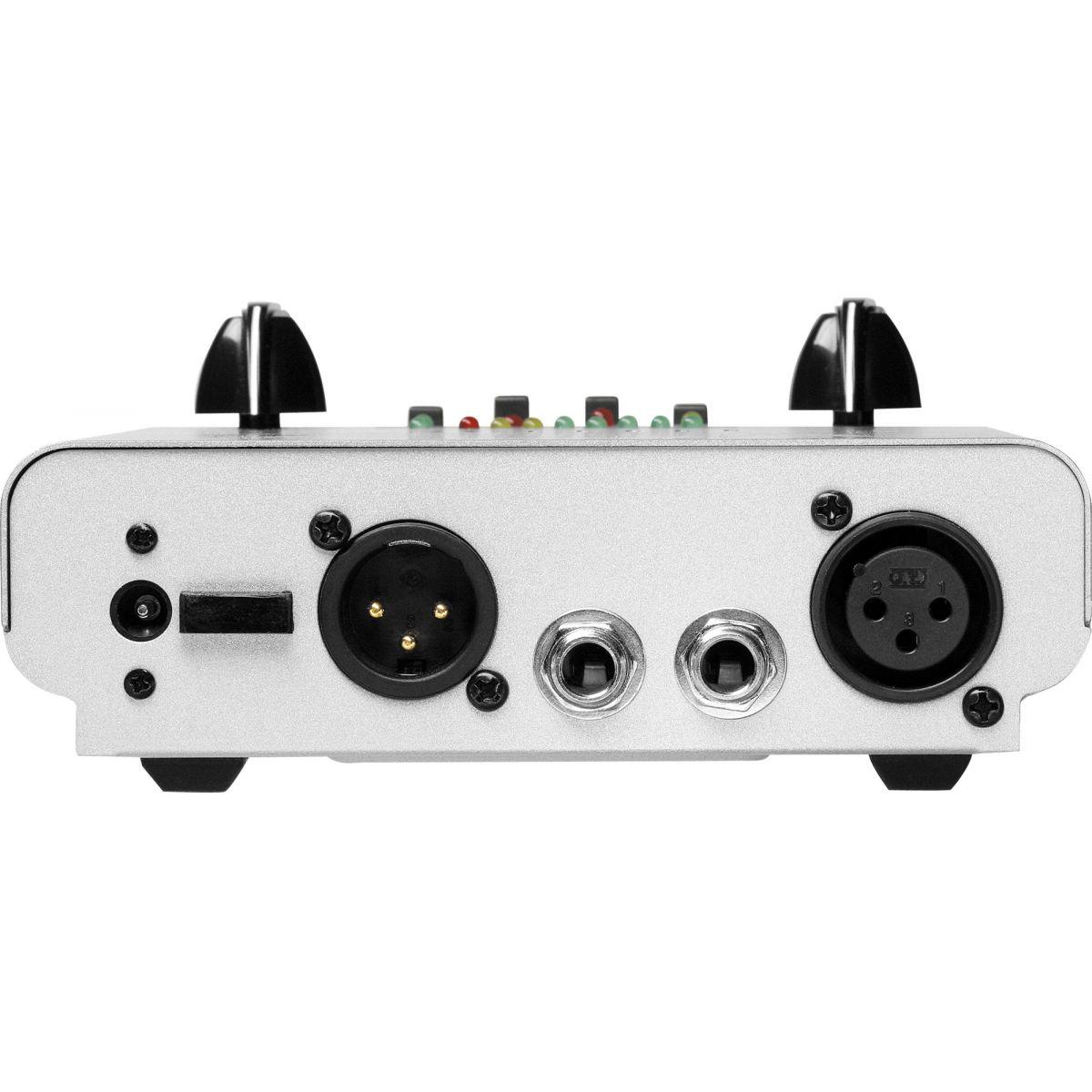 Behringer MIC100 Pré Amplificador De Tubo Com Limitador, 110v