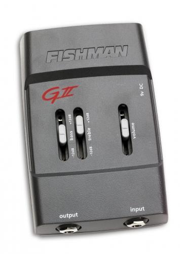 Fishman Pro Mod GE2 G-II Pr�-Amplificador Ideal para Guitarras
