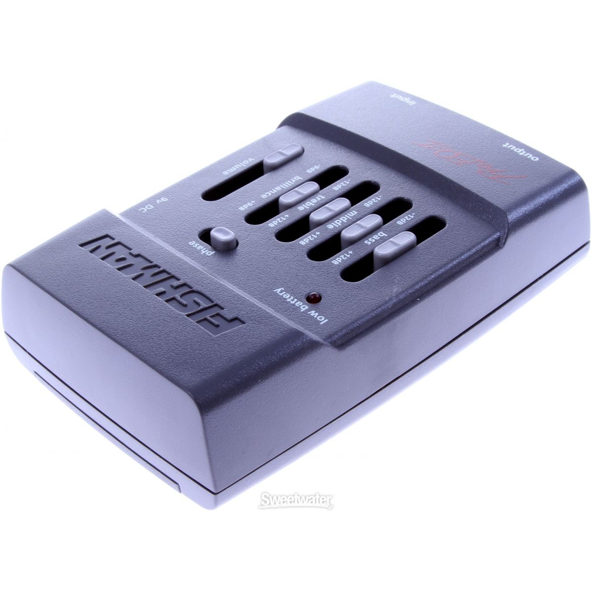 Fishman Pro-EQ II Pré-amplificador