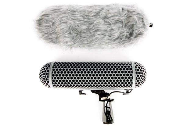 Rode Blind Zepelim Microfone Direcional Profissional