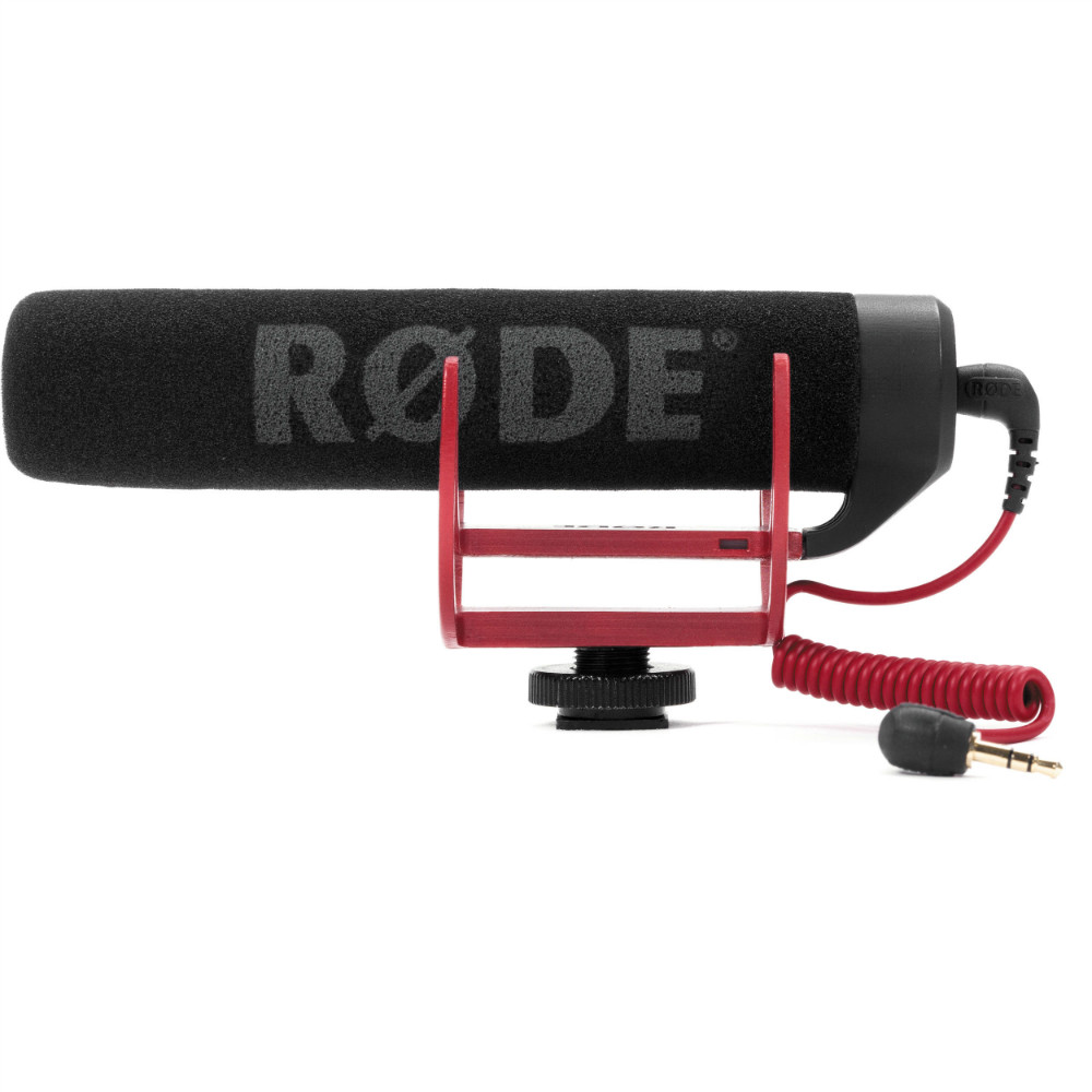Rode Videomic Go Microfone para Cameras