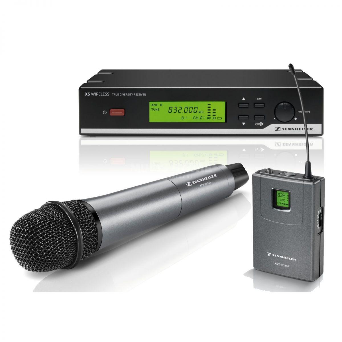 Sennheiser XSW 35 Microfone sem Fio
