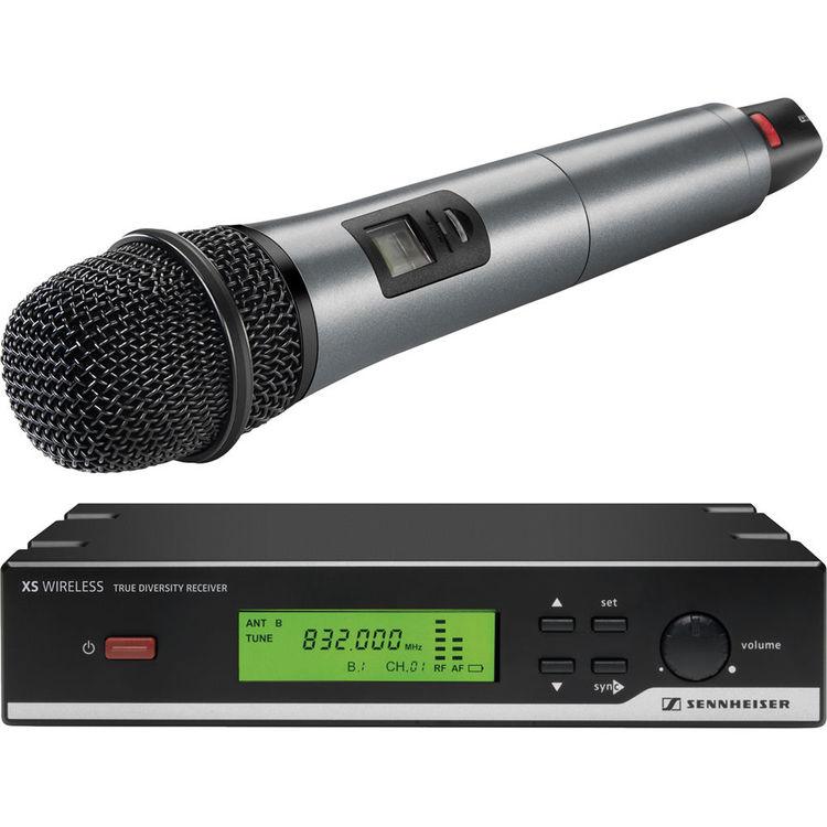 Sennheiser XSW 65, Sistema Microfone Sem Fio