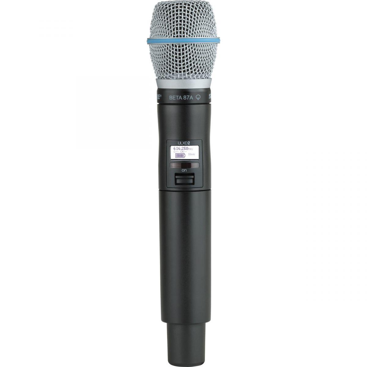 Shure Beta 87a Microfone Condensador Supercardioide