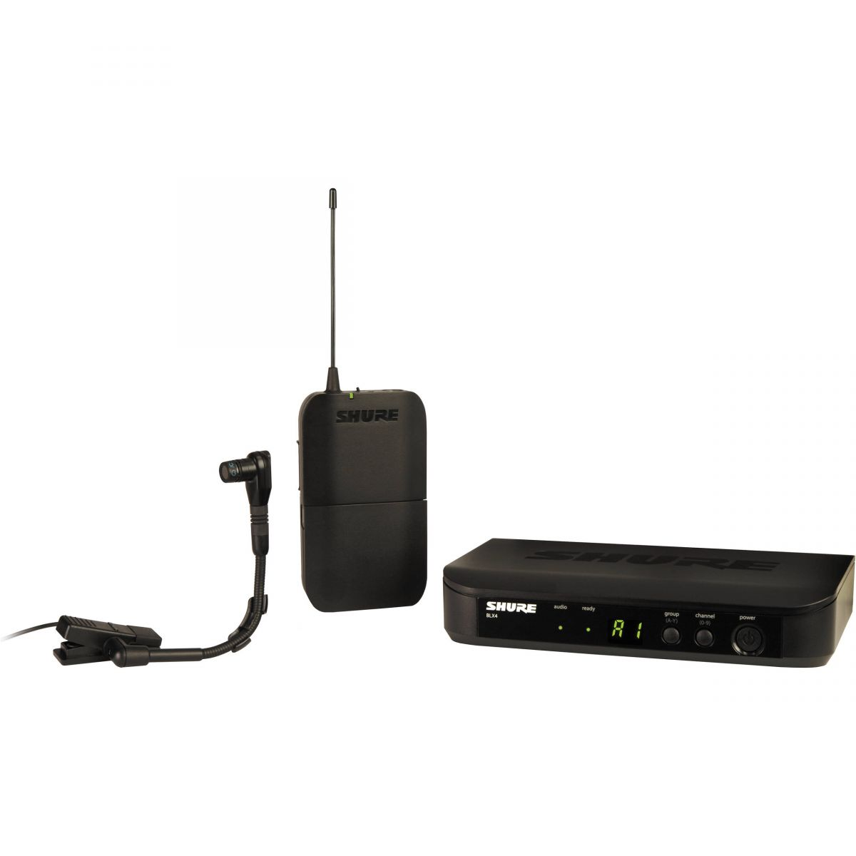 Shure Blx14/beta98h/c Sistema Microfone Sem Fio Instrumentos