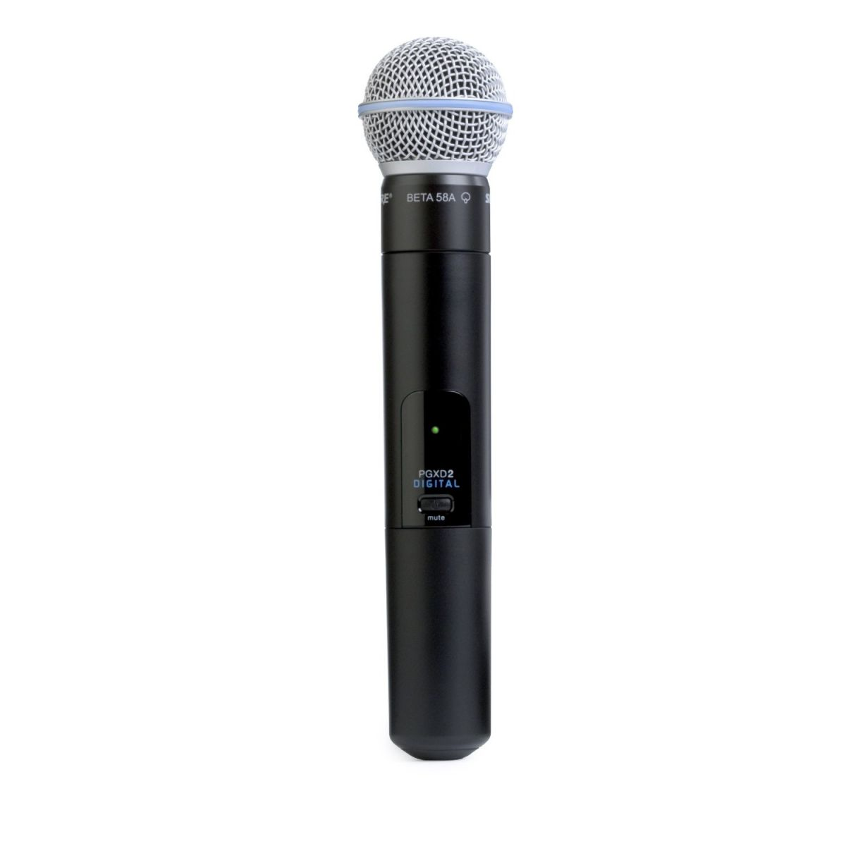 Shure PGXD24/Beta58 Sistema Microfone Sem Fio
