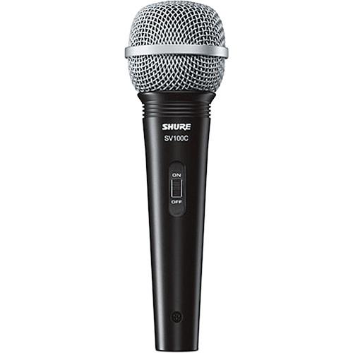Shure SV100 Microfone Dinâmico Cardioide Vocal