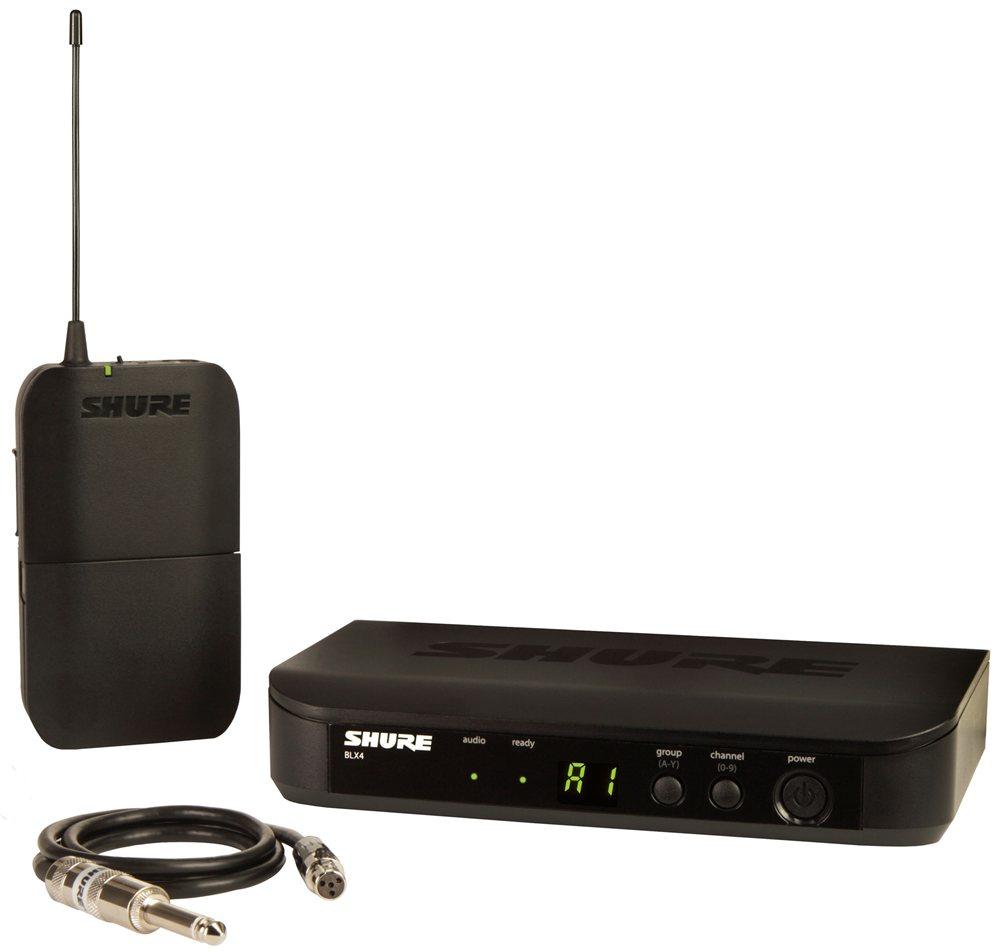 Shure BLX14 Sistema Microfone Sem Fio Para Instrumentos