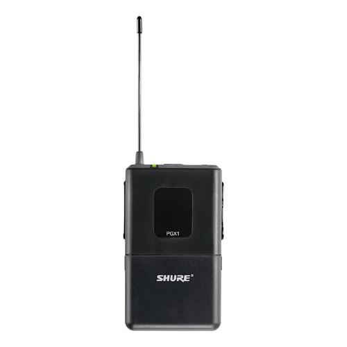 Shure GLXD14/BETA98 Sistema Microfone Sem Fio Para Instrumentos