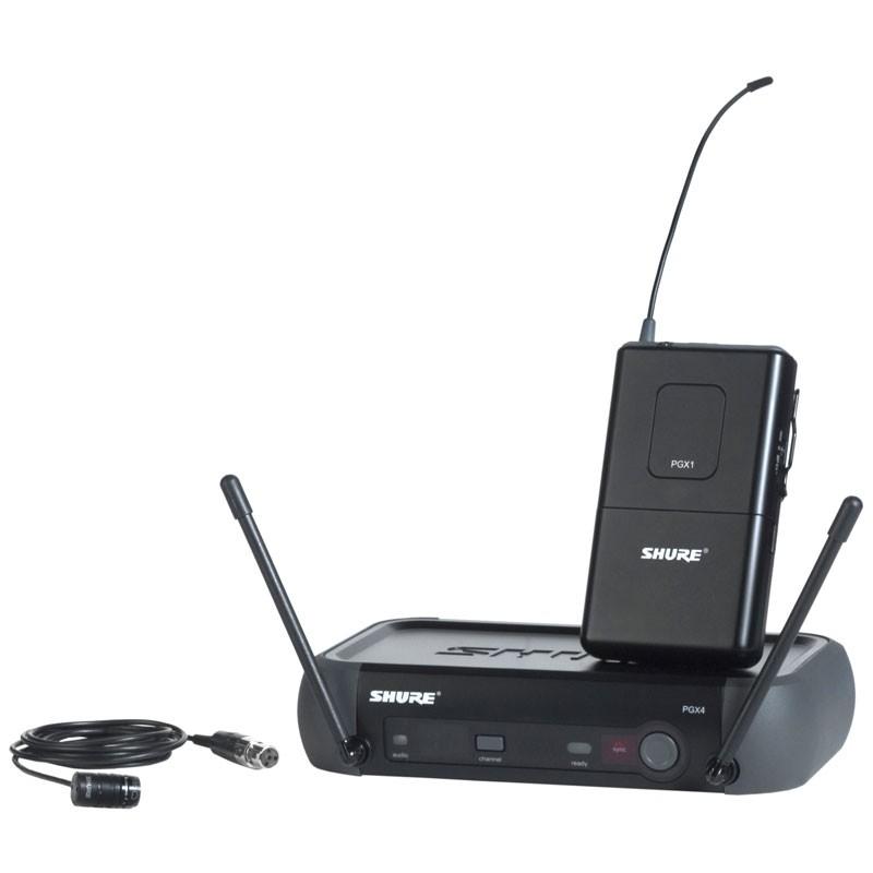 Shure PGXD14/85 Sistema Microfone Sem Fio