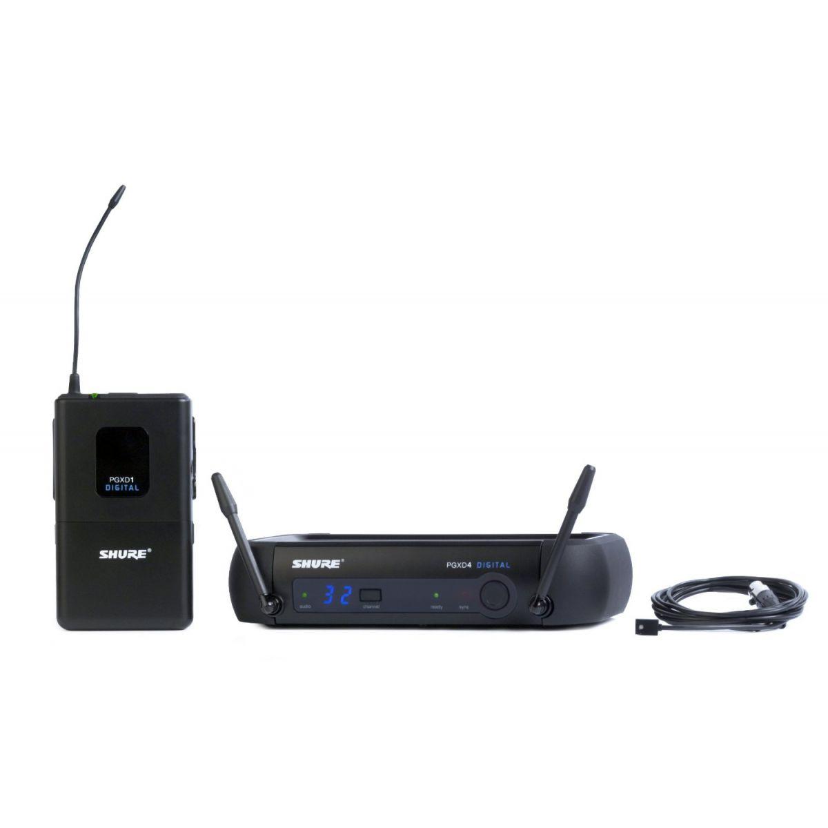 Shure PGXD14/93 Sistema Microfone Sem Fio